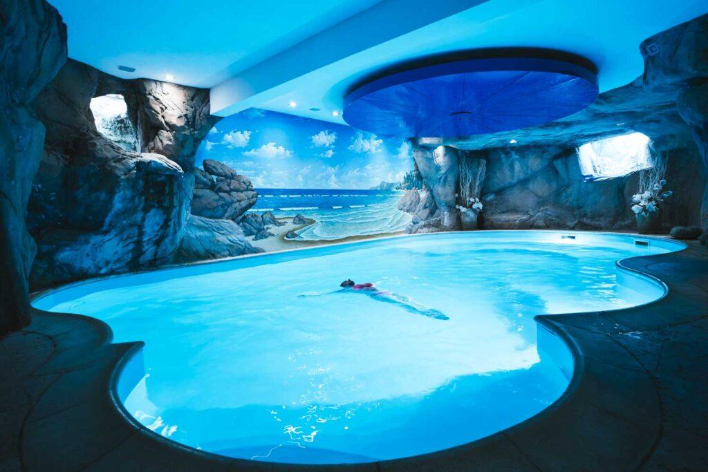 foto professionali interni aosta hotel airbnb due42